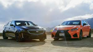 2016 lexus wagon 2016 cadillac cts v vs 2016 lexus gs f head 2 head ep 78 youtube