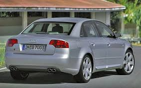 audi s4 review 2006 used 2007 audi s4 sedan pricing for sale edmunds
