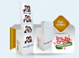 Digital Photo Booth Photobooths Digital Centre Products Photobooth With Qr