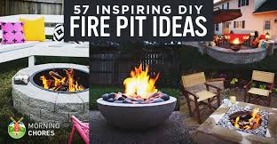 How To Make A Campfire In Your Backyard 57 Inspiring Diy Outdoor Fire Pit Ideas To Make S U0027mores With Your