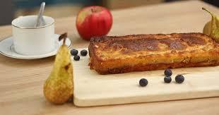 cuisine az dessert recette gâteau fondant aux poires