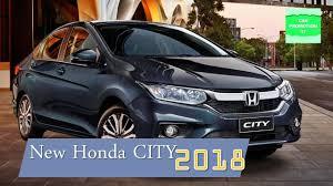 honda 2018 new car models honda city 2018 new model vti and vtl review youtube