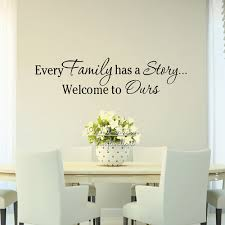 compare prices on family wall quotes online shopping buy low family quote wall sticker cut vinyl welcome to our home removable home quote wall decal creative