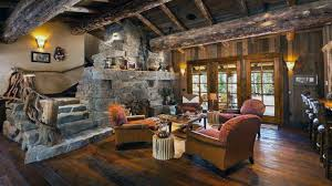 rustic home interior design classic rustic living rooms ᴴᴰ