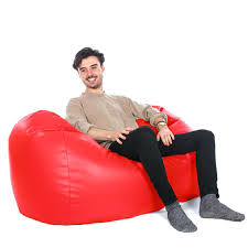 Red Leather Bean Bag Chair T4homeremodeling Page 40 Faux Leather Bean Bag Cat Bean Bag Bed