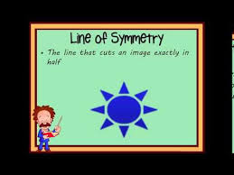 symmetry for 4th graders youtube