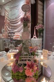 Eiffel Tower Table Centerpieces Eiffel Tower Centerpiece Decorations Sweet Centerpieces