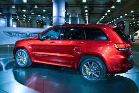 jeep cherokee fire 2018 jeep grand cherokee trackhawk review top speed
