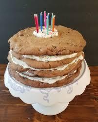 five layer chocolate chip cookie cake goat u0026 lulu