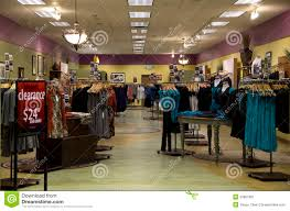 Nice Clothing Stores For Women Women Clothing Fashion Store Interiors Royalty Free Stock