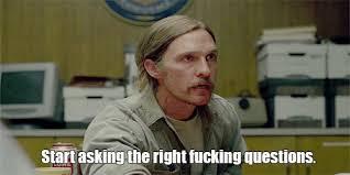 True Detective Season 2 Meme - true detective season 2 script leak indicates there may not be a