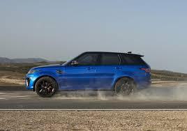 range rover light blue 2018 range rover sport gets perkier svr plug in hybrid iol motoring