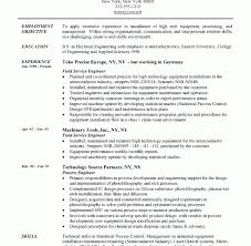 Electrical Engineer Resume Example by Neoteric Design Inspiration Engineering Resume Template 7 Field