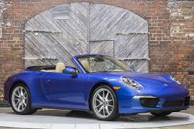 porsche cabriolet 2014 2014 porsche 911 carrera 4 cabriolet pdk