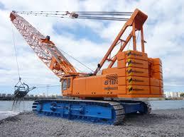 a dragline in the tropics sennebogen maschinenfabrik gmbh
