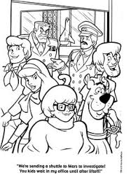 scooby shaggy library scooby doo coloring pages free printable