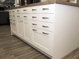 menards kitchen cabinet door knobs strömma white klëarvūe cabinetry
