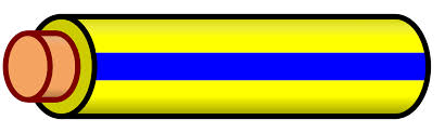 Blue Flag With Yellow Stripe File Wire Yellow Blue Stripe Svg Wikimedia Commons