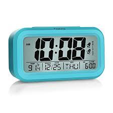 night light alarm clock thinp wake up light alarm clock sunrise sunset simulation 6 color