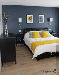 chambre bleu nuit chambre bleu marine et jaune unique les 25 meilleures idées de la