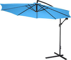 Sunbrella Offset Patio Umbrella by Best Cantilever Umbrella Best Offset Umbrella Reviews Outsidemodern