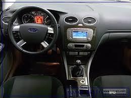 2008 ford focus hp 2008 ford focus 1 6 tdci ghia navi sitzhzg ahk car photo and specs