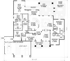 Walkout Basement House Plans by Walk Out House Plans Escortsea Walkout Basement Floor Plans Crtable