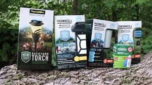 review thermacell insect repellent products youtube