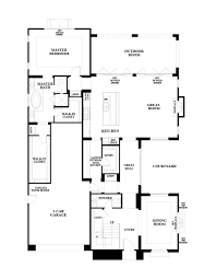 magnolia residence two floor plan at magnolia in west covina ca