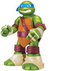 teenage mutant ninja turtles 24 leonardo turtle playset