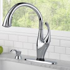 Delta Touch Kitchen Faucets by Kitchen Room Pilar Pullout Spray Touch Kitchen Faucet With