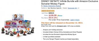 amazon disney infinity black friday deals archives page 2 of 4 disney geekery