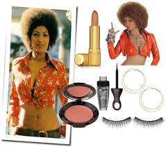 Halloween 70s Costumes U0027s Cult Movie Halloween Foxy Brown Costumes Halloween