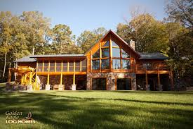 log cabin floor plans with basement log cabin kits 10 of the best on market golden traintoball