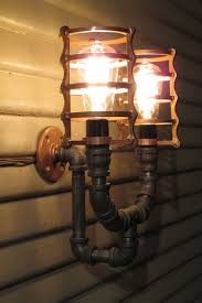 steampunk porch light 5 steps with pictures