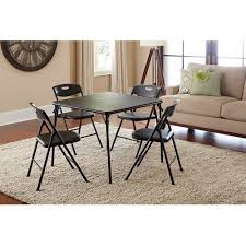 Folding Table And Chair Sets Cosco 5 Folding Table And Chair Set Colors