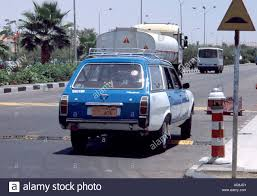 peugeot taxi peugeot 504 taxi cab on the peace road in sharm el sheik resort