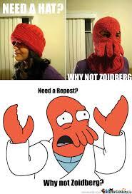 Why Not Zoidberg Meme - rmx why not zoidberg by getolink meme center