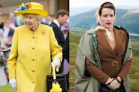 Queen Elizabeth Shooting Claire Foy Doesn U0027t Believe The Queen Watches The Crown Vanity Fair
