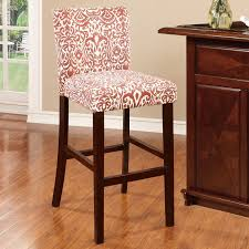 Home Decor Products Inc Linon Morocco 30 In Bar Stool Lava Hayneedle