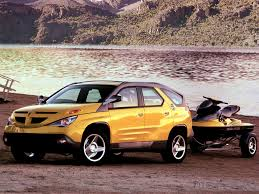 my experience with the pontiac aztek cars