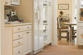 How To Distress White Kitchen Cabinets How To Paint Maple Kitchen Cabinets Antique White Home Guides