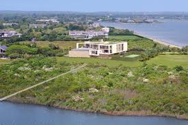 modern new construction in water mill with ocean views asking 32m