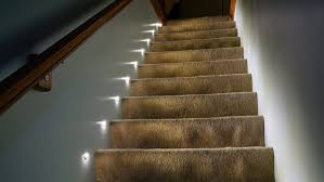 led step lights indoor wall light wall light staggering stairwell lights image