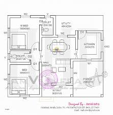 villa house plans house plan beautiful house plan for south facing plot with two