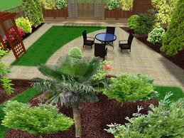 garden design landscaping hillside landscaping ideas on small