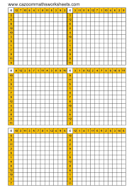 times table grid best 25 times table grid ideas on 2 times table