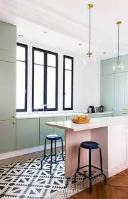 black and white kitchen floor images black and white kitchen floor ideas and inspiration hunker