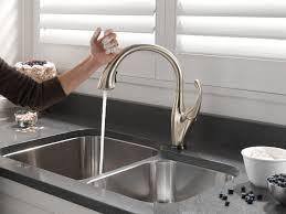 no touch kitchen faucet no touch kitchen faucet reviews unique kitchen design stunning