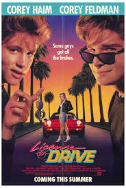 haim poster license to drive posters from poster shop
